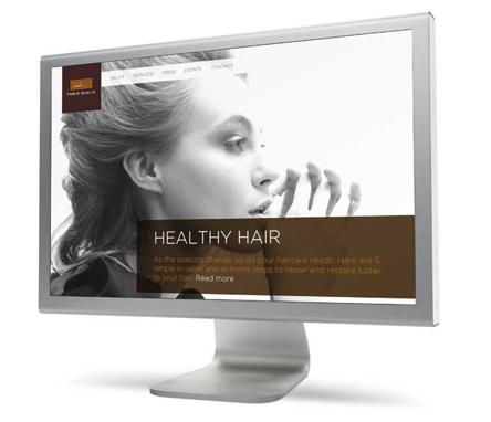 Fabio webpage image