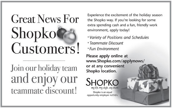 Shopko discount
