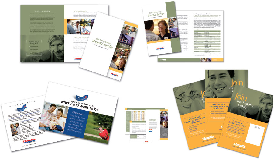 Recruitment Collateral