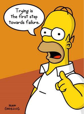 Budget for Failure