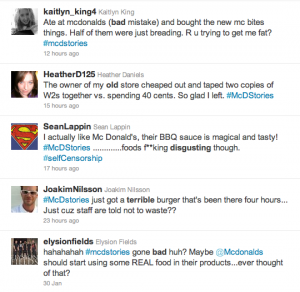 Tweets about 23McD Stories
