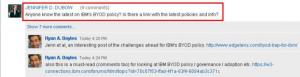 IBM crowd source