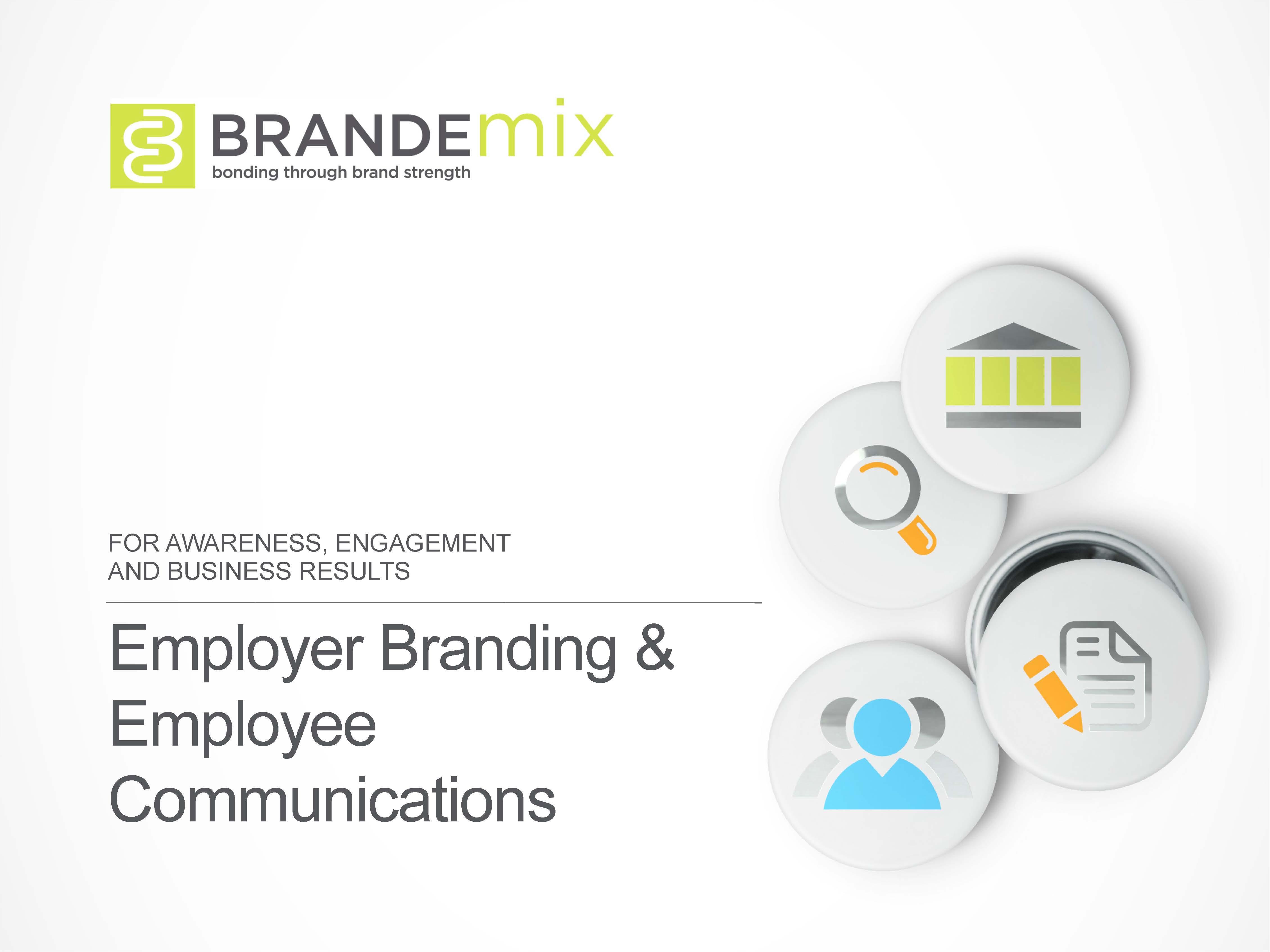 Employer Branding: Strategies & Branded HR Communications