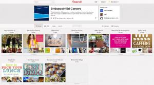 Bridgepoint Pinterest