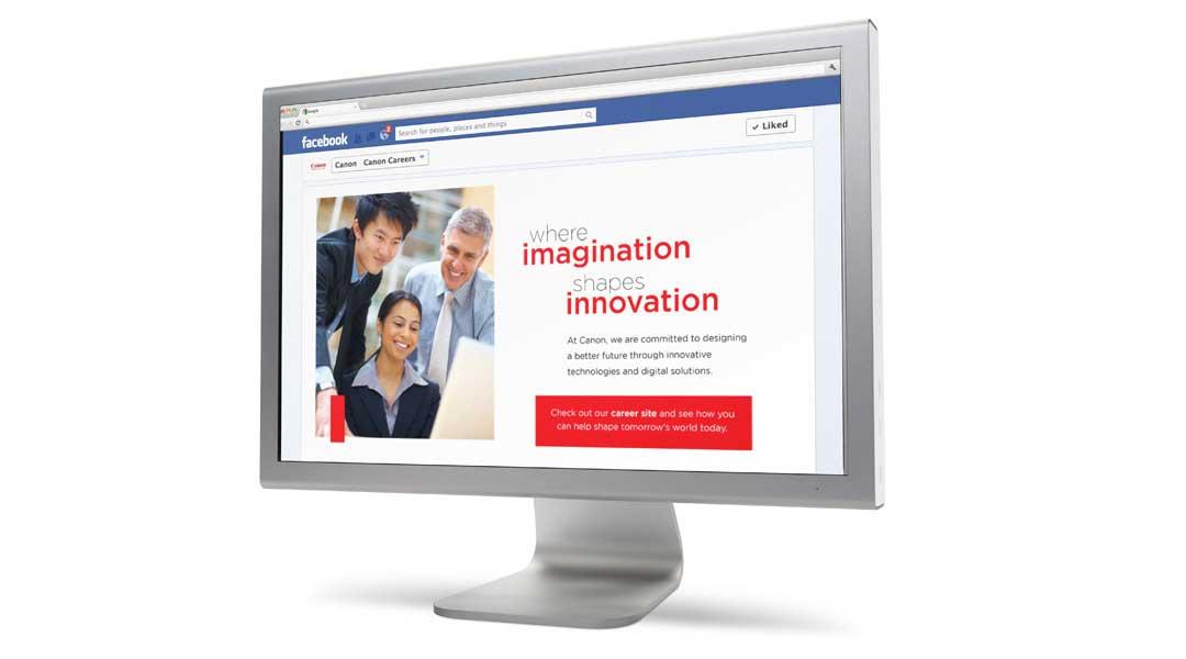 facebook recruitment and employer branding 3 creative employer brand ideas from l'oréal  twitter, facebook,  5 amazing recruitment videos.