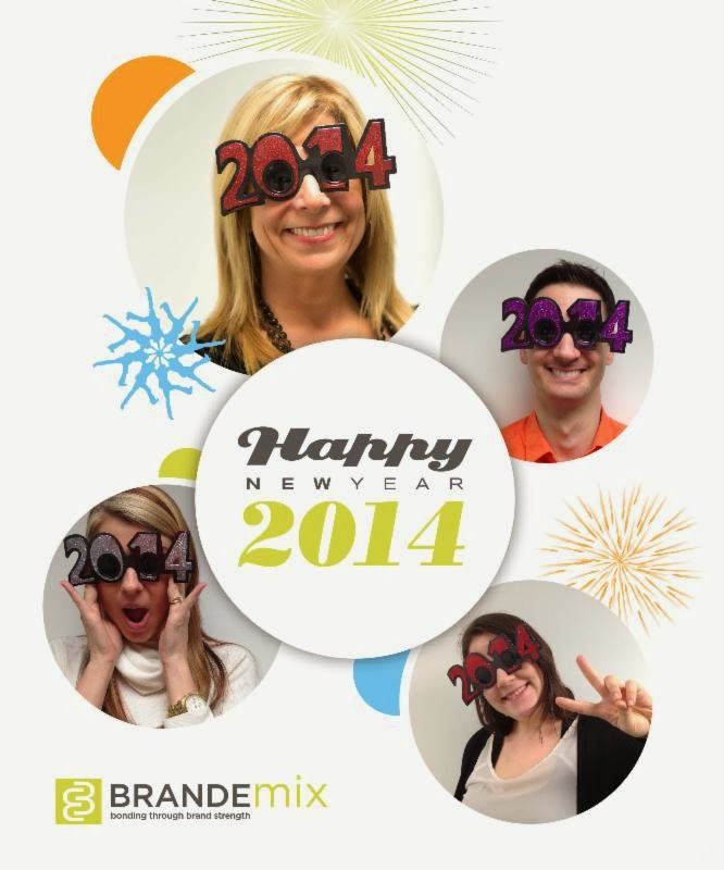 Happy New Year From All of Us in Brandeland