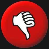 Circle Thumb Down