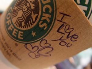 Starbucks is a beloved brand