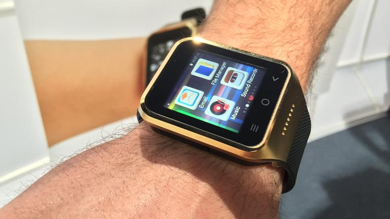 GoldKey watch, courtesy of CNET