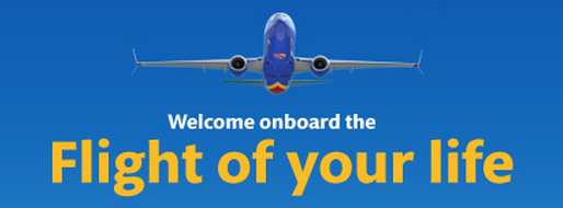 Southwest Airlines employer branding