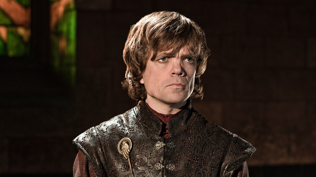 Tyrion Lannister: Thought leader