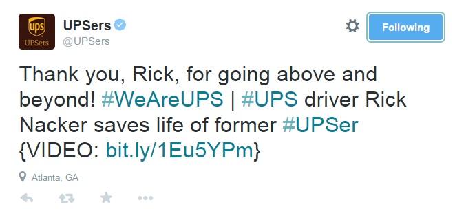 UPsers Twitter
