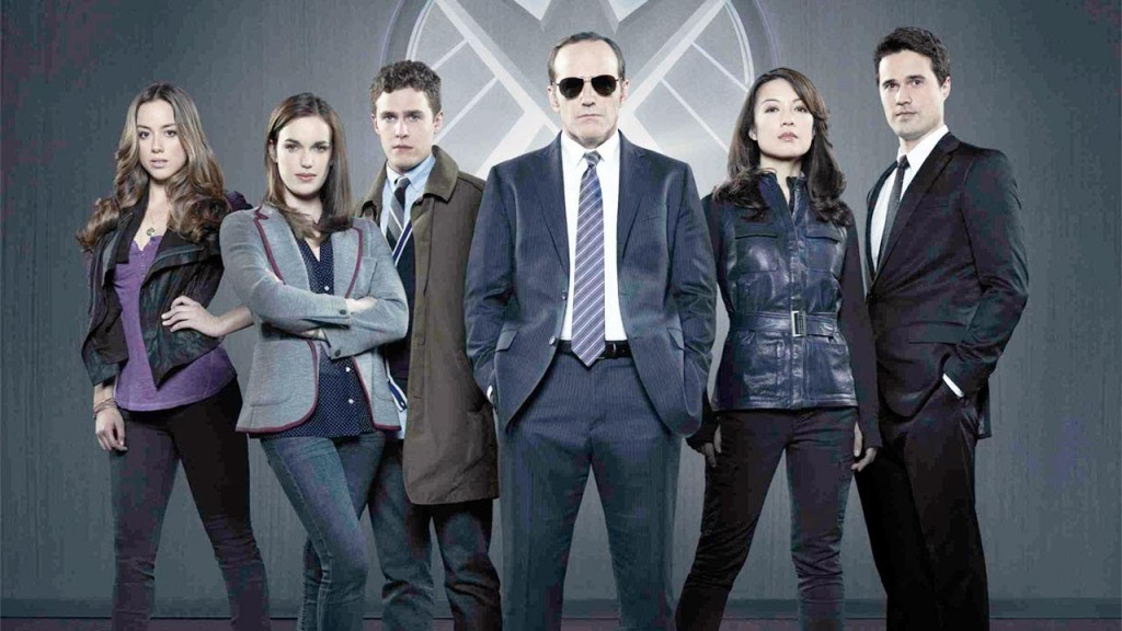 Marvel SHIELD agents