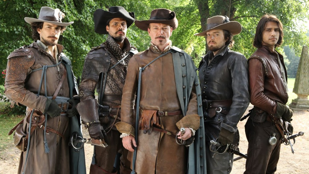 The Musketeers on BBC America