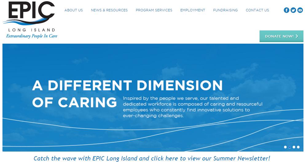 EPIC website