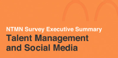 TALENT MANGEMENT PROFESSIONALS FALL BEHIND IN SOCIAL MEDIA USE